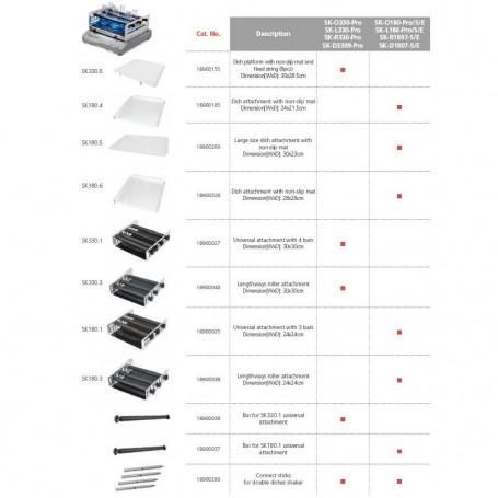 Keverő tartozékok (SK sorozat termékeihez)
