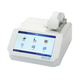 AE-NANO300 mikro térfogatú UV/VIS spektrofotométer