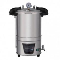Hordozható gőzsterilizáló (AE-P18 sorozat)