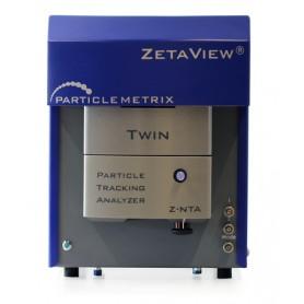 ZetaView PMX-220 TWIN NTA nanorészecske követő