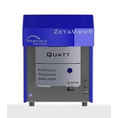 ZetaView PMX-420 QUATT nanorészecske követő