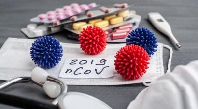 Koronavírus termékek kimutatáshoz